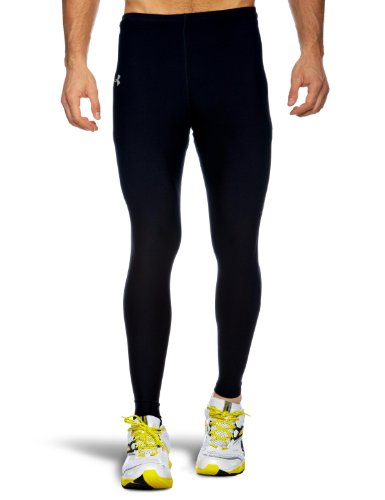 Under Armour ColdGear Action Running Tights - Small Black