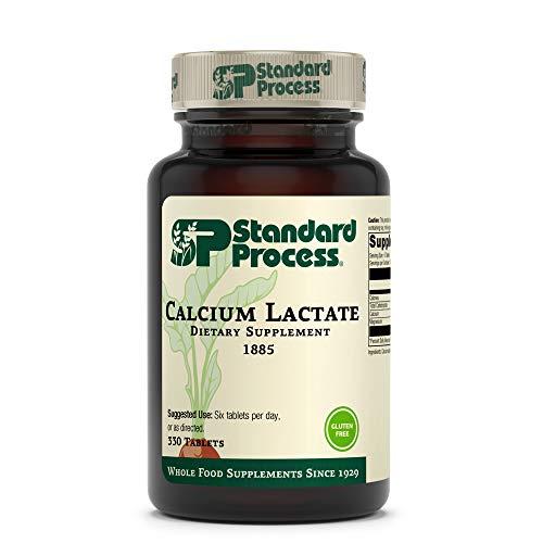 Standard Process - Calcium Lactate - 330 Tablets
