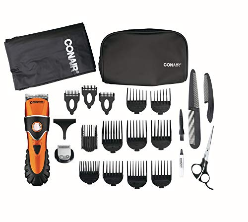 Conair The Chopper Complete 24-Piece Grooming System, Multicolor, Universal