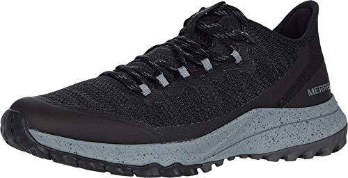 Merrell Women's J034428 Bravada Hiking Shoe, Black - 8 M