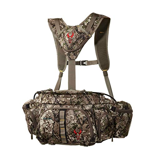 Badlands Monster Waist-Pack Style Hunting Pack, Approach
