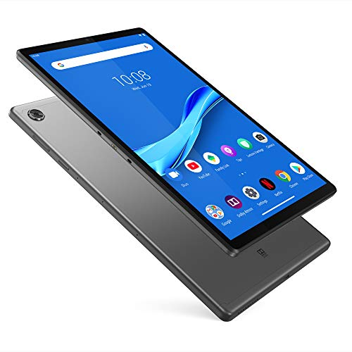 Lenovo Tab M10 Plus, 10.3' FHD Android Tablet, Octa-Core Processor, 32GB Storage, 2GB RAM, Iron Grey, ZA5T0263US