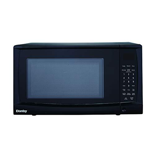 Danby DMW09A2BDB 0.9 cu. ft. Microwave Oven, Black.9 cu.ft
