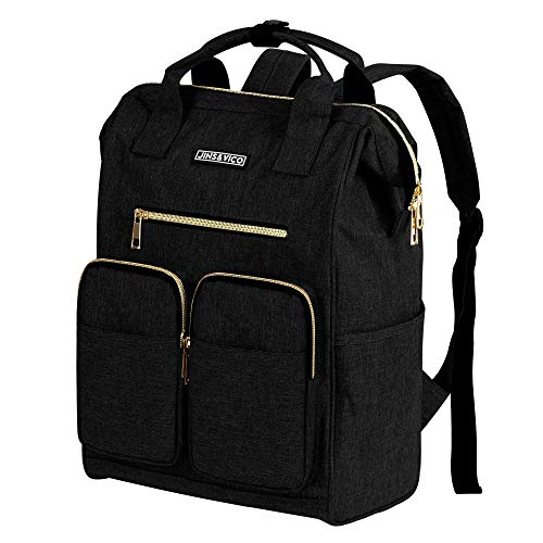 Laptop Backpack for Women, Lightweight Mens Womens Travel Backpack for School