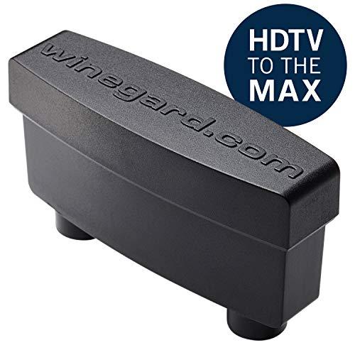 Winegard LNA-200 Boost XT HDTV Preamplifier, TV Antenna Amplifier Signal Booster, HD Digital VHF UHF Amplifier