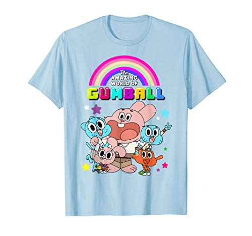 CN The Amazing World Of Gumball The Wattersons Group Shot T-Shirt