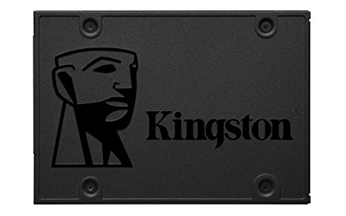 Kingston 960GB A400 SATA3 2.5' Internal SSD SA400S37/960G - HDD Replacement for Increase Performance