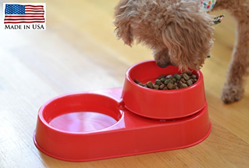 WDD Design Co. The 3-in-1 Ant Free Pet Dish