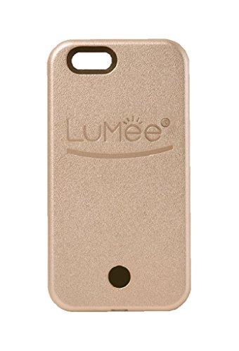 LuMee Original Light Up Case for iPhone 6 Plus - Rose Gold