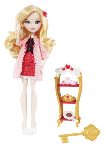 Ever After High Getting Fairest Apple White Fashion Doll