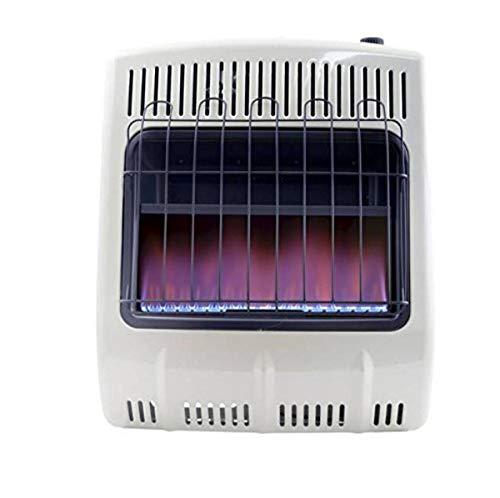 Mr. Heater Corporation F299720 Vent-Free 20,000 BTU Blue Flame Propane Heater, Multi