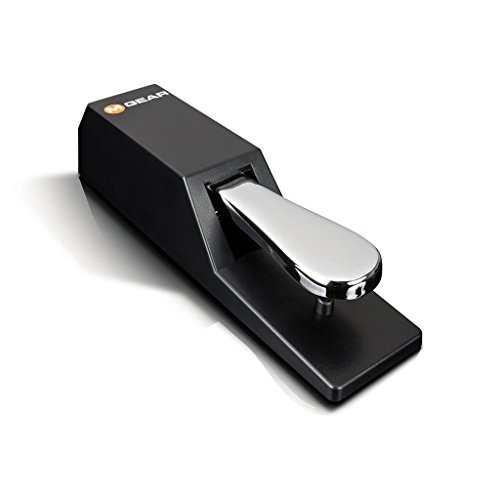 M-Audio SP 2 | Universal Sustain Pedal with Piano Style Action For MIDI Keyboards, Digital Pianos & More