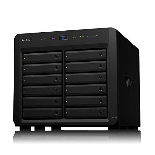 Synology 12 bay NAS DiskStation DS2419+ (Diskless)