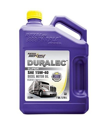 Royal Purple 44154 04154 API-Licensed SAE 15W-40 High Performance Synthetic Motor Oil - 1 gal. (Case of 3)