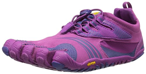 Vibram Women's KMD Sport LS Cross Training Shoe (6.5 M US, Purple)
