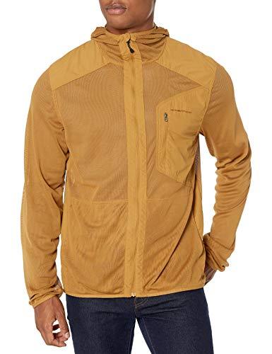 ExOfficio Men's BugsAway Sandfly Jacket, Scotch, Large