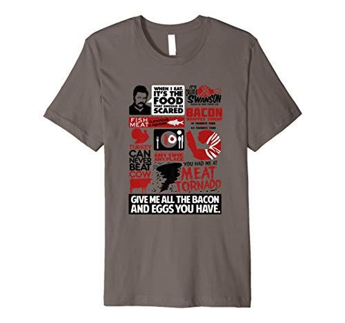 Parks & Recreation Ron Swanson Quotes Premium T-Shirt