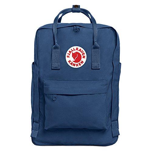 Fjallraven, Kanken Laptop 15' Backpack for Everyday, Blue Ridge