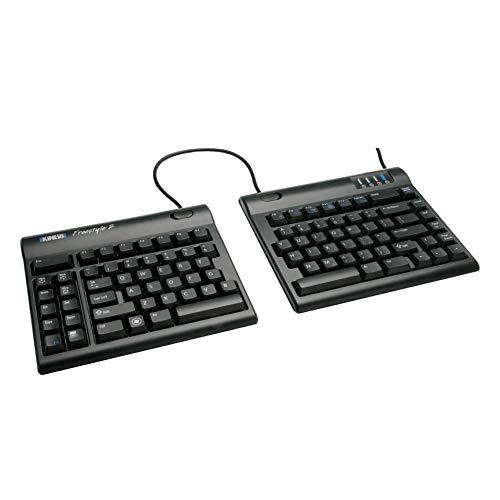 Kinesis Freestyle2 Ergonomic Keyboard for PC (9' or 20' Separation) (9' Separation)