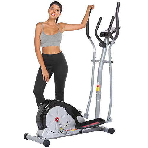 ncient Elliptical Machine Eliptical Trainer Exercise Machine for Home Use Magnetic Smooth Quiet Driven