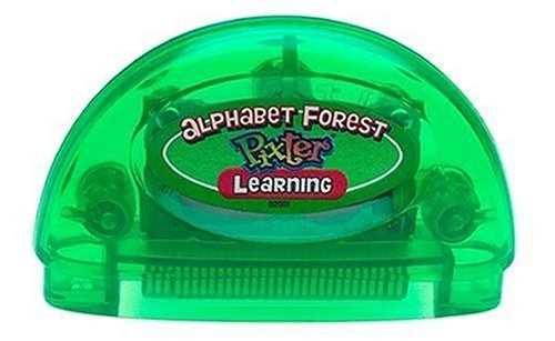 Fisher-Price Pixter Color ROM Alphabet Forest
