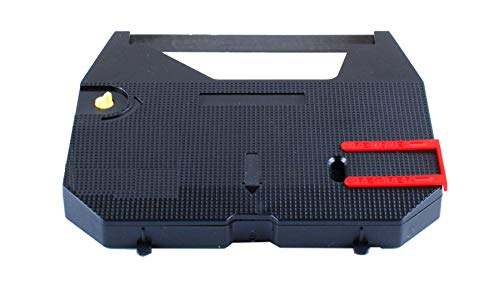 Wadoy GX6750 Typewriter Ribbon for Brother GX7000 GX6000 GX6500 GX8000 Black Correction Cartridge