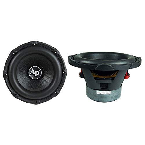 2) Audiopipe TXX-BD2-12 12' High Power 3000W Dual 4 Ohm Car Audio Subwoofers