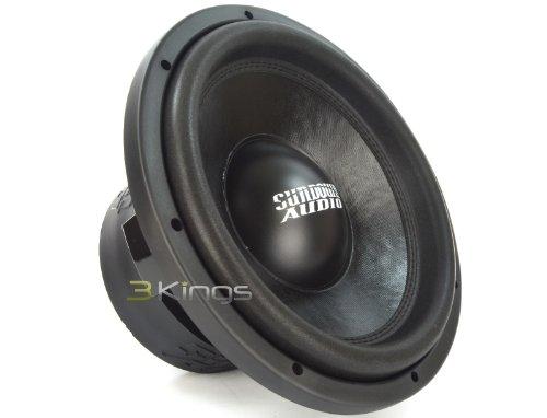 SA-12 D2 REV.3- Sundown Audio 12' 750W Dual 2-Ohm SA Series Subwoofer