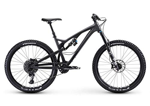 Diamondback Bicycles Release 5C, Carbon Full Suspension Mountain Bike, 17