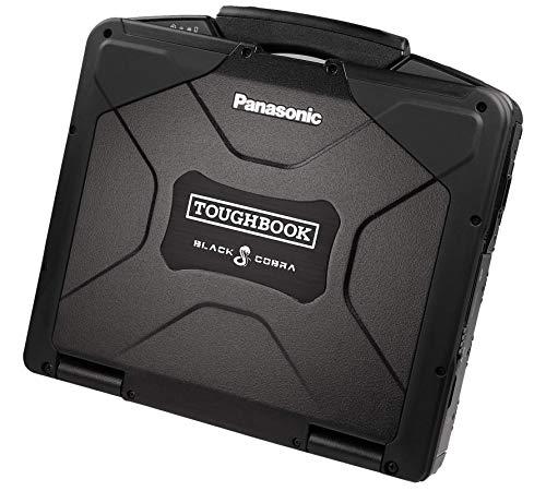 Panasonic Toughbook CF-31 + Global GPS + Touchscreen + 16GB ram / 960GB SSD - Black (Renewed)