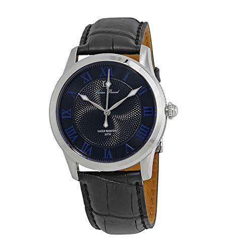 Lucien Piccard Olympus Black Dial Men's Watch 40005-01-BLA