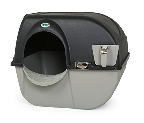 Omega Paw Elite Self Cleaning Litter Box Large EL-RA20-1