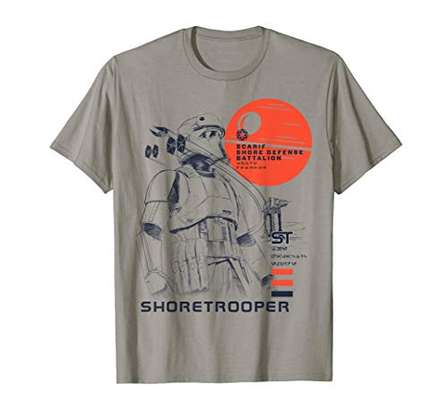 Star Wars Rogue One Shoretrooper Death Star T-Shirt