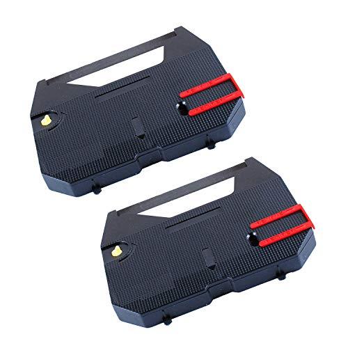 Ketofa GX6750 GX7000 GX6000 GX6500 GX8000 Typewriter Ribbon Replacement for Brother Black Correction Cartridge(Pack of 2)