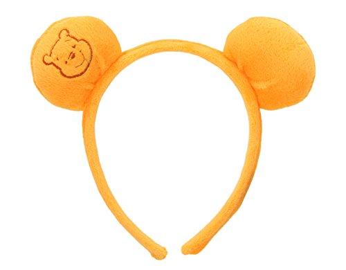 elope Disney Winnie The Pooh Ears Costume Headband Yellow