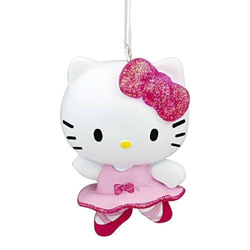 Hallmark Hello Kitty Ballerina Holiday Tree Ornament