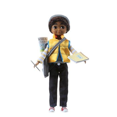 Lottie Boy Doll Junior Reporter Sammi Dolls For Boys and Girls