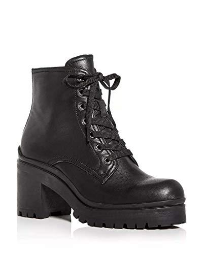 Jeffrey Campbell Womens Scavenger Black Boot - 8.5