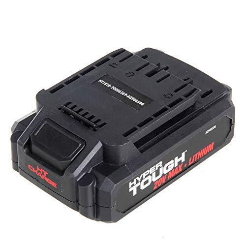 Hyper Tough HT Charge 20-Volt 2.0-Amp Lithium-Ion Battery