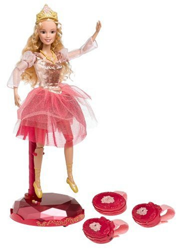Barbie in The 12 Dancing Princesses: Interactive Princess Genevieve 'Let's Dance' Doll
