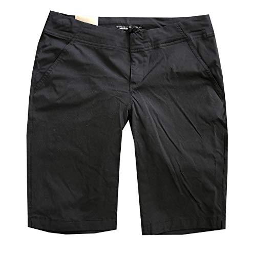 Columbia Women Omni-Shield Stretch Climber Canyon Shorts (12, Black)