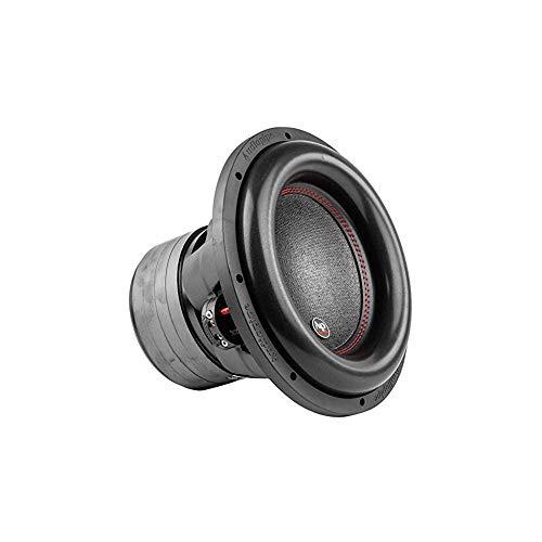 AudioPipe TXX-BDC4-12 Dual 4 Ohm 12 inch 2,200 W Car Speaker Subwoofer, Black (2 Pack)