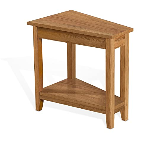 Sunny Designs 2226RO2 Sedona Chair Side Table