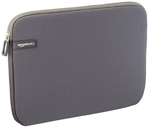 Amazon Basics 11.6-Inch Laptop Sleeve - Grey