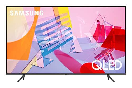 SAMSUNG 85-inch Class QLED Q60T Series - 4K UHD Dual LED Quantum HDR Smart TV with Alexa Built-in (QN85Q60TAFXZA, 2020 Model)