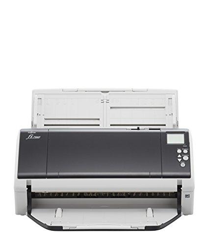 Fujitsu fi-7460 Wide-Format Color Duplex Document Scanner with Auto Document Feeder (ADF)