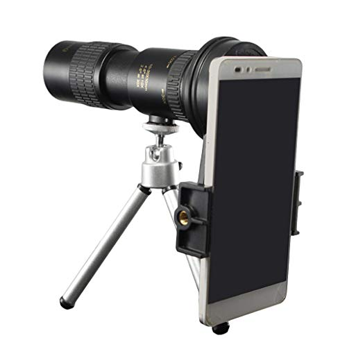Portable Telescope, Monocular Telescope Super Telephoto Zoom Lightweight Powerful 10-30x30