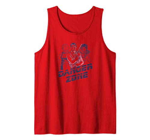Archer and Girls Danger Zone Tank Top