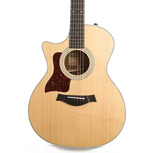 Taylor 414ce V-Class Grand Auditorium Left-Handed Acoustic-Electric Natural
