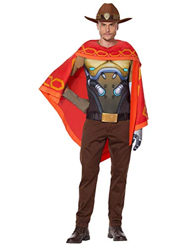 Adult McCree Overwatch Costume | Officially Licensed - SM